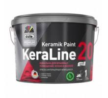 """DufaPremium"" ВД краска KeraLine 20  база3  9л"